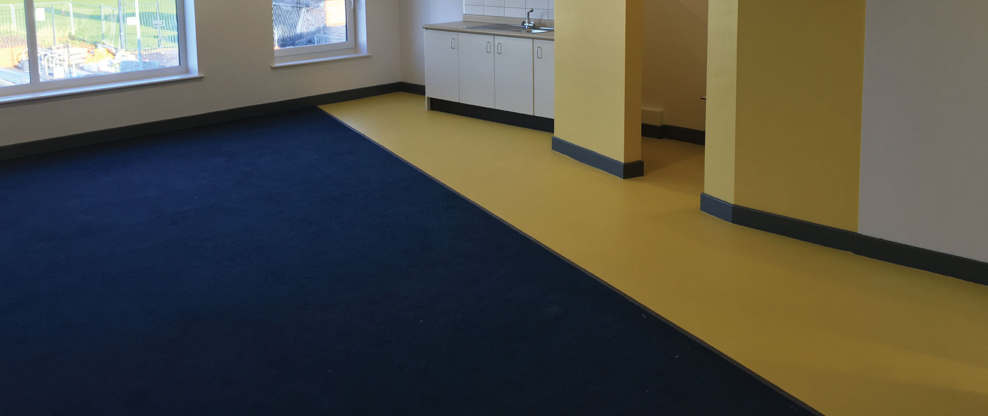 Quality commercial flooring